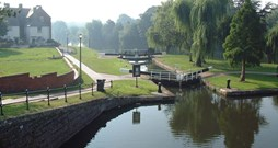Stourport Locks